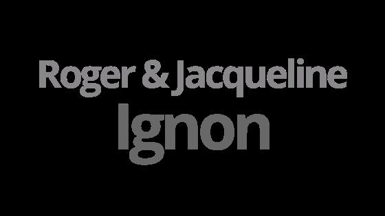 Roger & Jacqueline Ignon